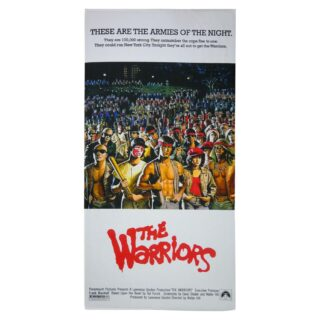 Toalla The Warriors