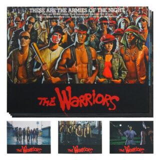 Salvamanteles The Warriors