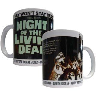 Taza La noche de los muertos vivientes