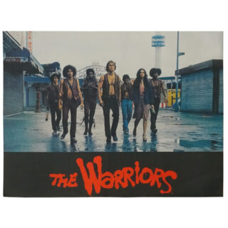 Póster The Warriors