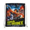 Bolsa Los Guerreros del Bronx