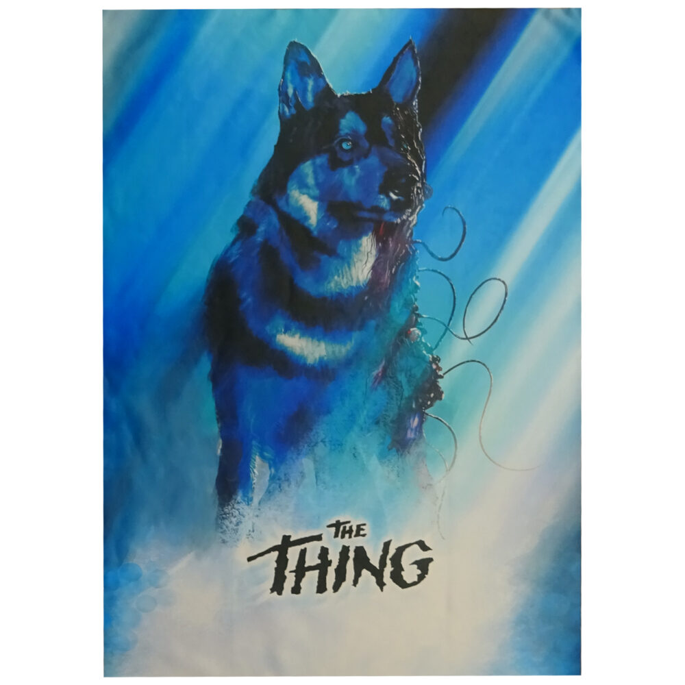 Póster The Thing